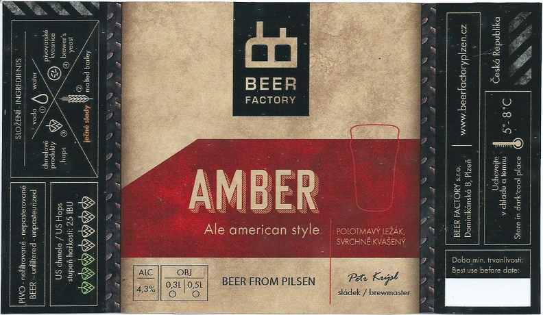 Amber Ale 12