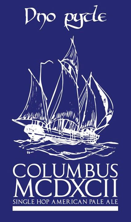 Columbus 1492 12 - Single Hop American Pale Ale