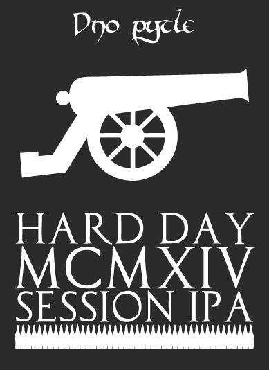 Hard Day MCMXIV 12,8 - Session IPA