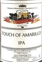 Touch of Amarillo 16 - IPA