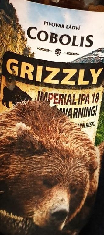 Cobolis Grizzly 18 - Imperial IPA