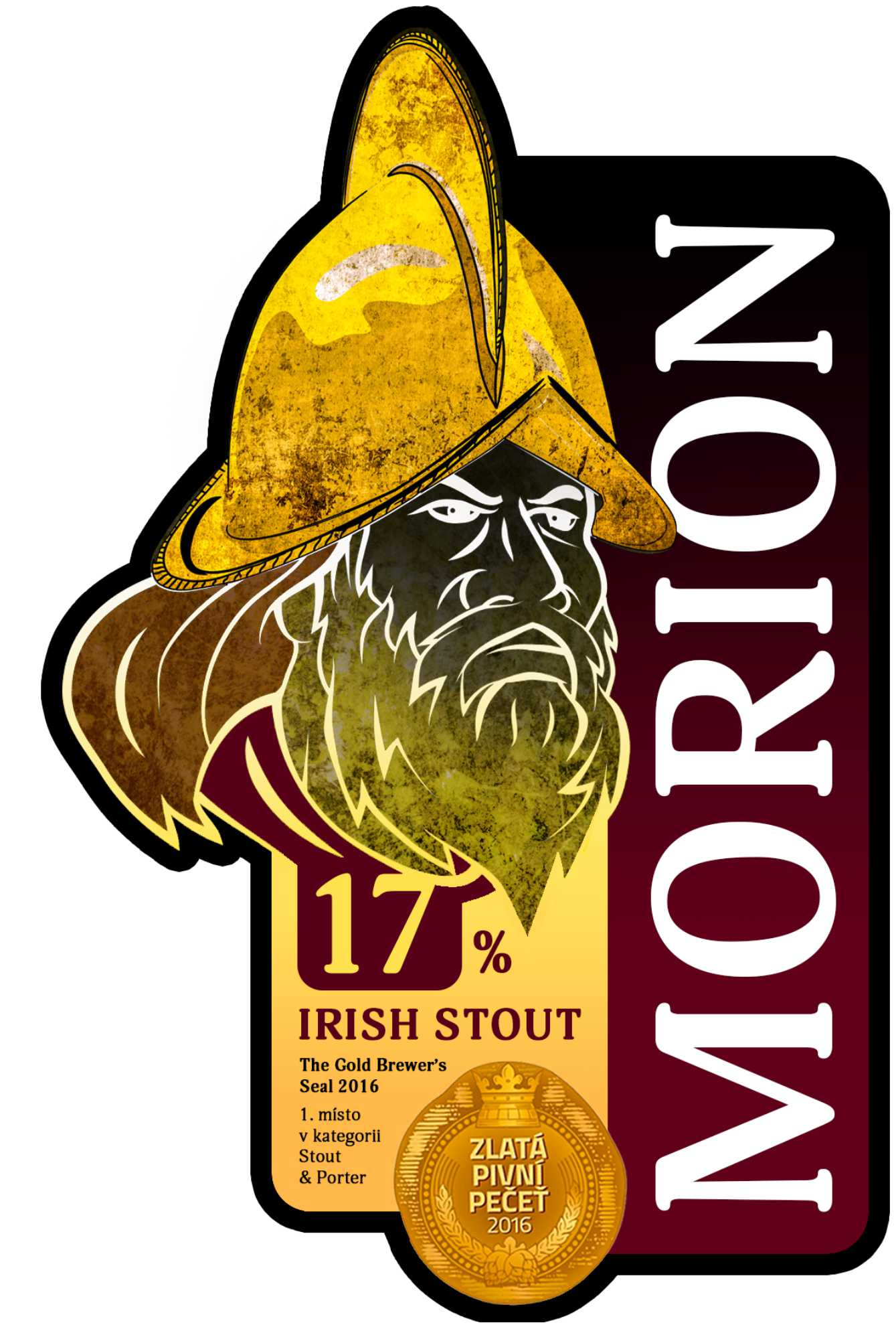 Albrecht Morion 17 - Irish Stout