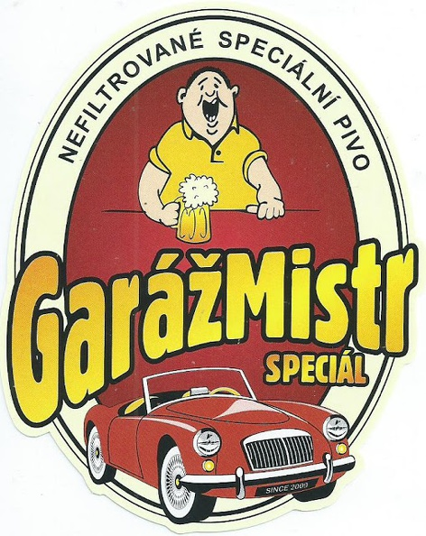 Garážmistr Single Hop 13,8