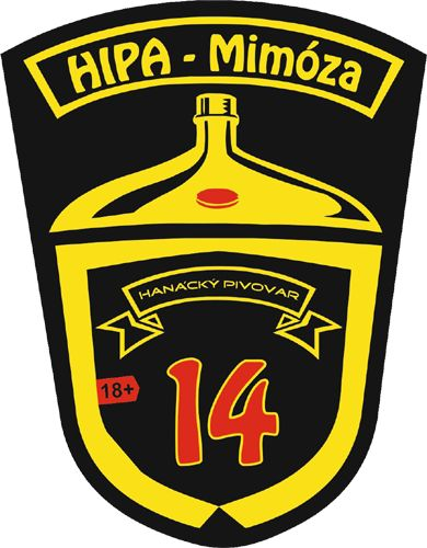 H.IPA Mimóza 14 - IPA, Single Malt & Single Hop