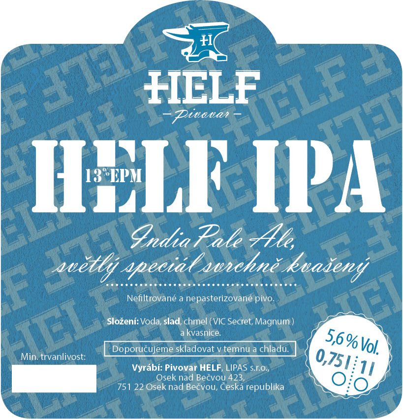 Helf IPA 13 - India Pale Ale
