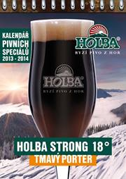 Holba Strong 18 – Baltic Porter
