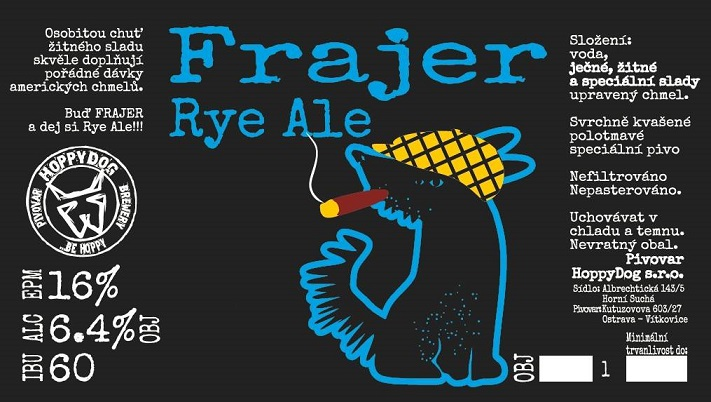 Frajer 17 - Red Rye Ale