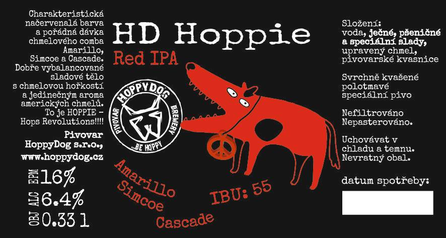 Hoppie 16 - Red IPA