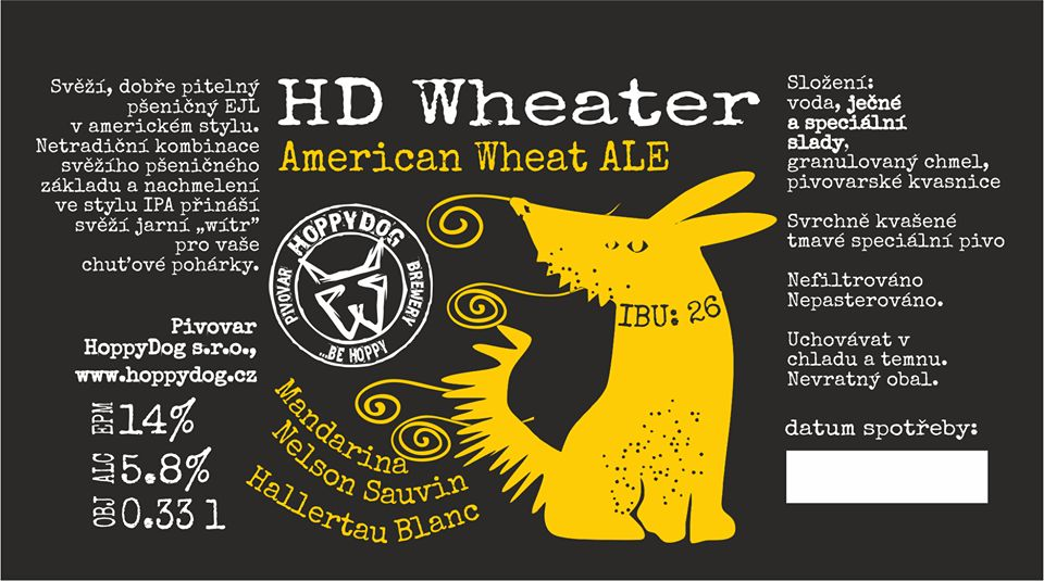 Wheater 14 - American Wheat Ale