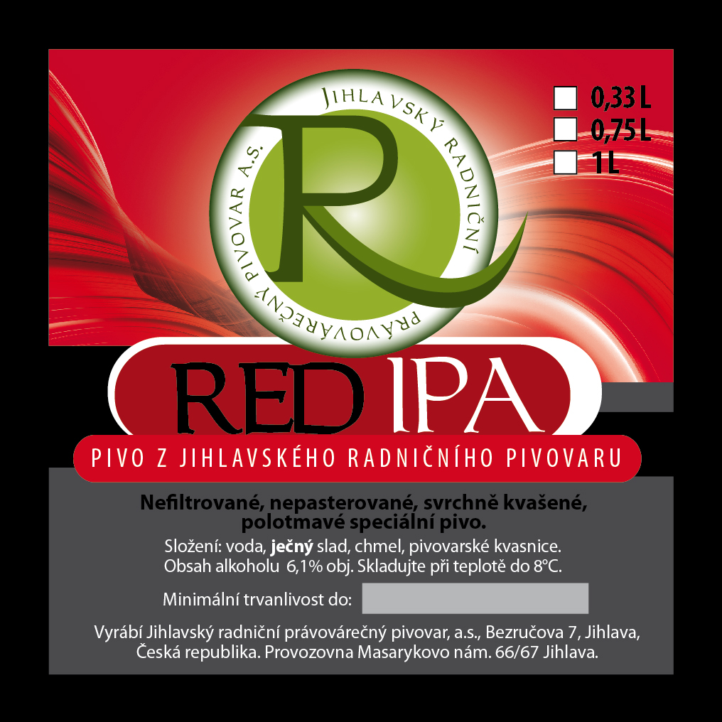 Red IPA 15