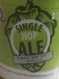 Single Hop Ale Apollo 12,2° -  single hop, APA