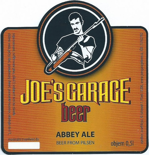 Joe´s Garage Abbey 16