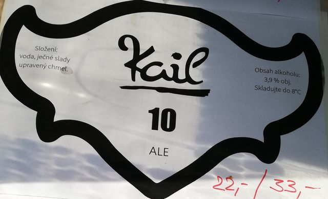 Kail 10 - Ale