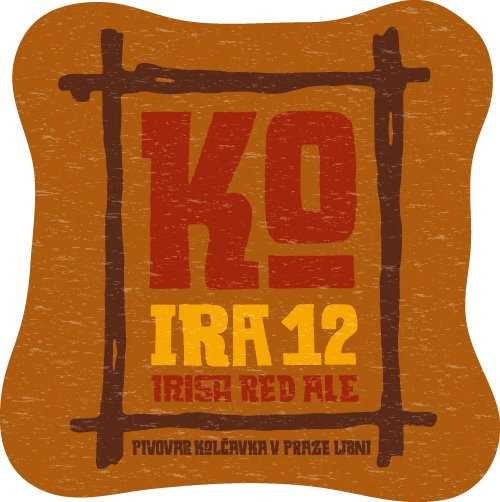 IRA 12 - Irish Red Ale