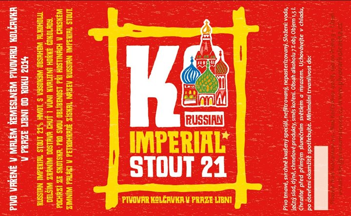 Russian Imperial Stout 21