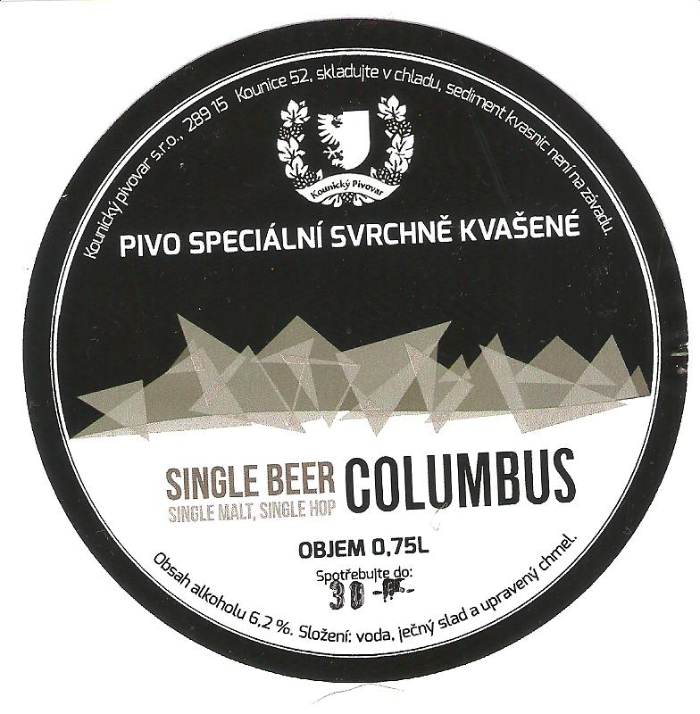 Single Hop Columbus 15 - IPA