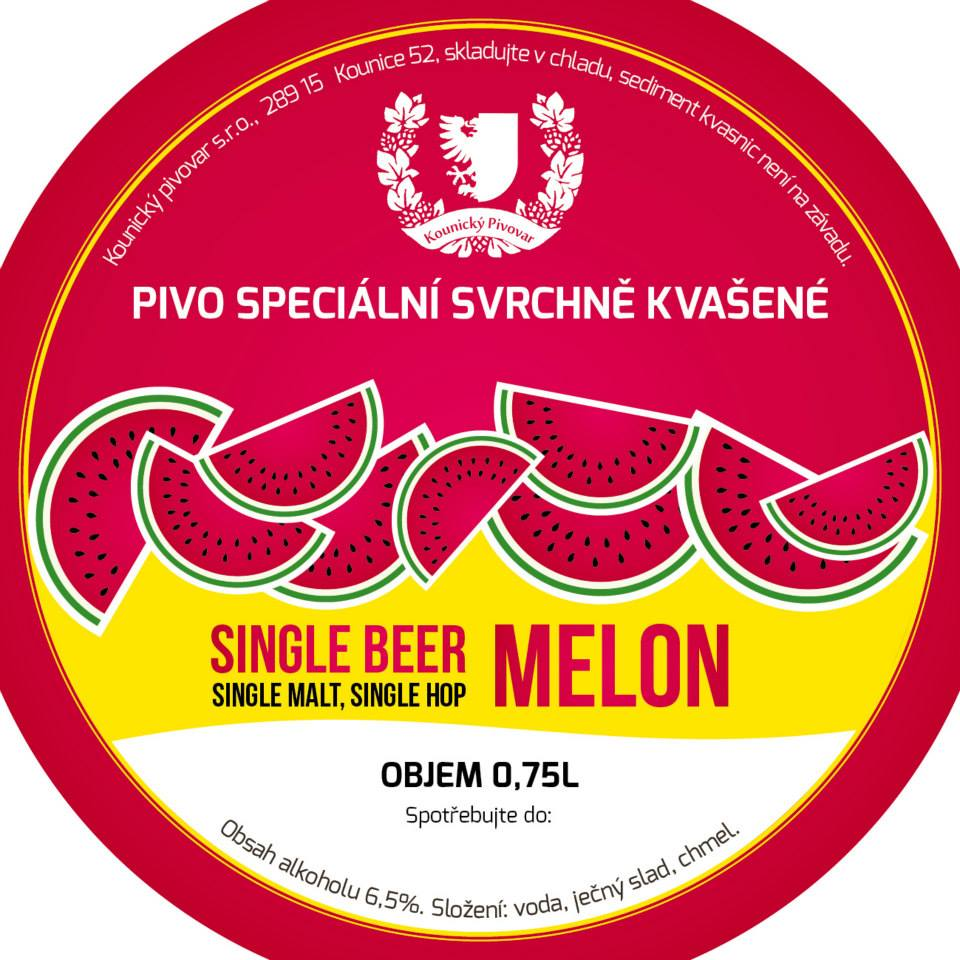 Single Hop Melon 15 - IPA