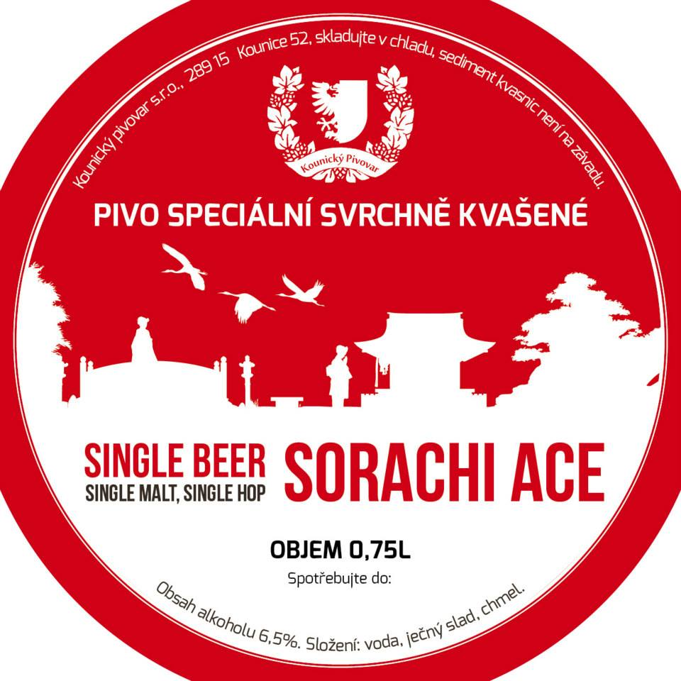 Single Hop Sorachi Ace 15 - IPA