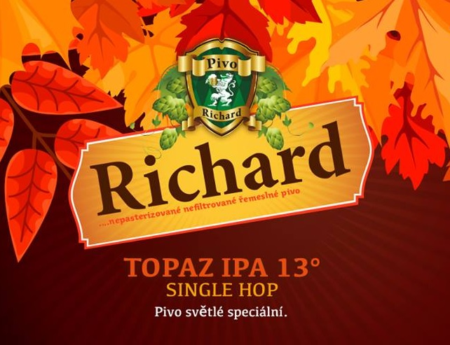 Topas IPA 13 - Single Hop