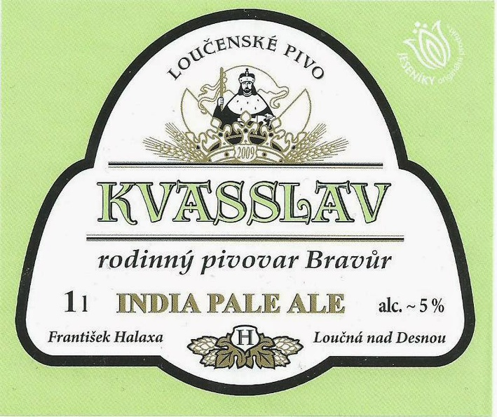 Kvasslav 14 - India Pale Ale