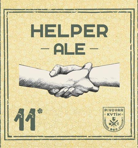 Helper 11 - Pale Ale
