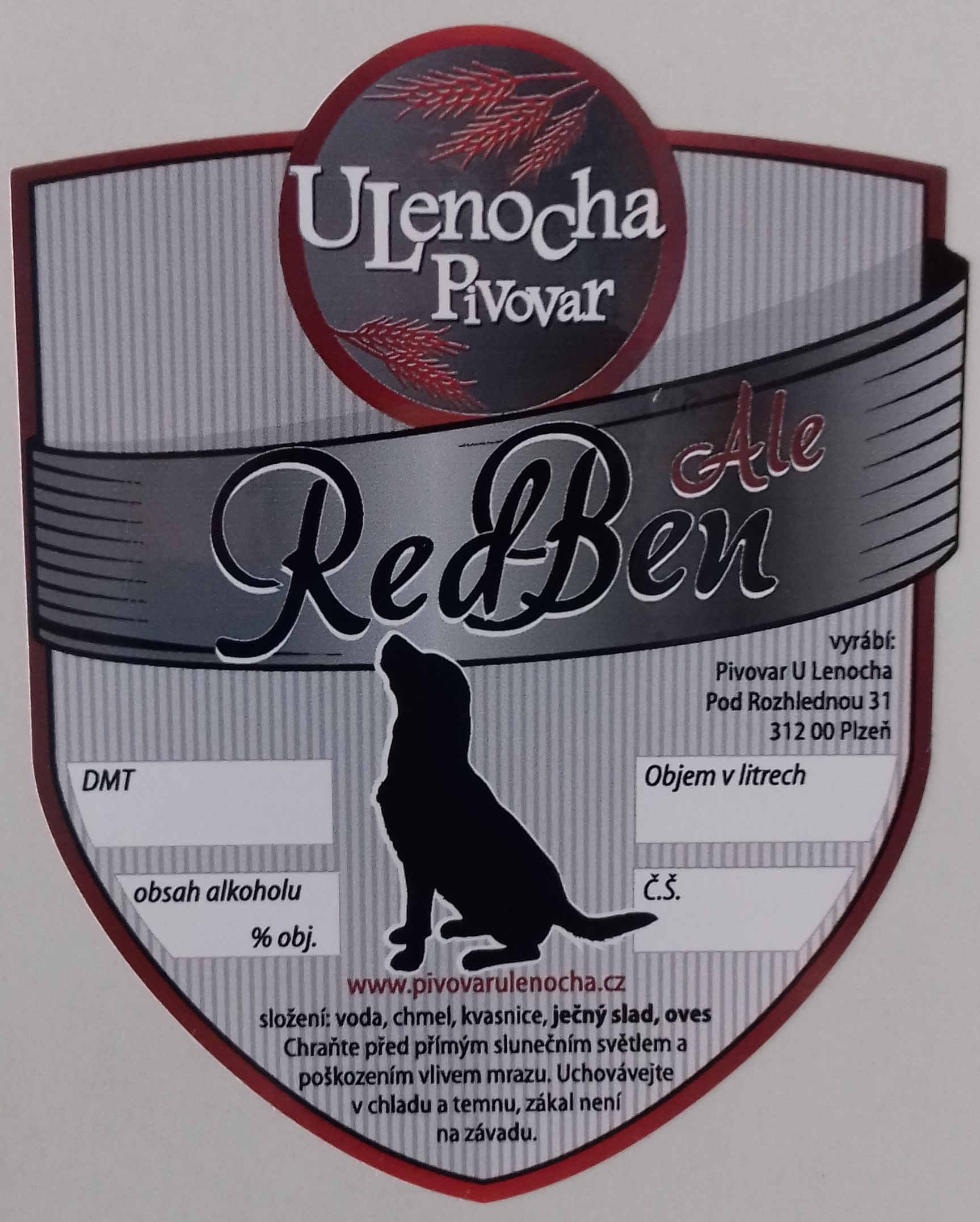 Red Ben Ale 11,5 - Amber Ale