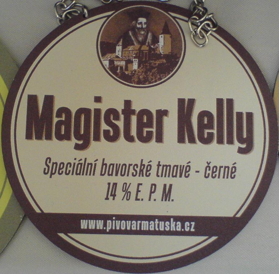 Magister Kelly