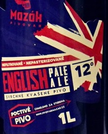 English Pale Ale 12,5