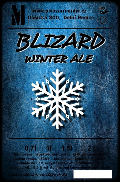 Blizard 12 - Wintel Ale