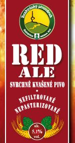 Red Ale 12 - American Amber Ale