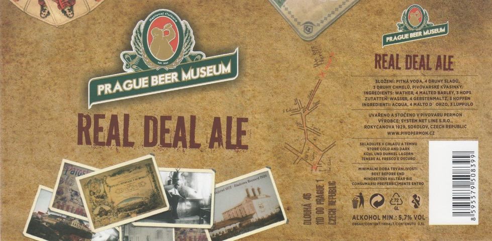 Real Deal Ale 13 - IPA