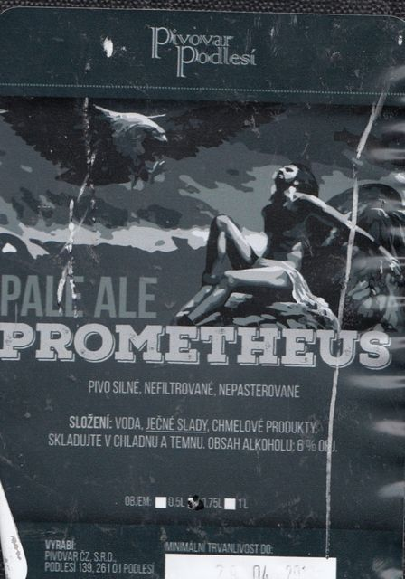 Prometheus - Pale Ale