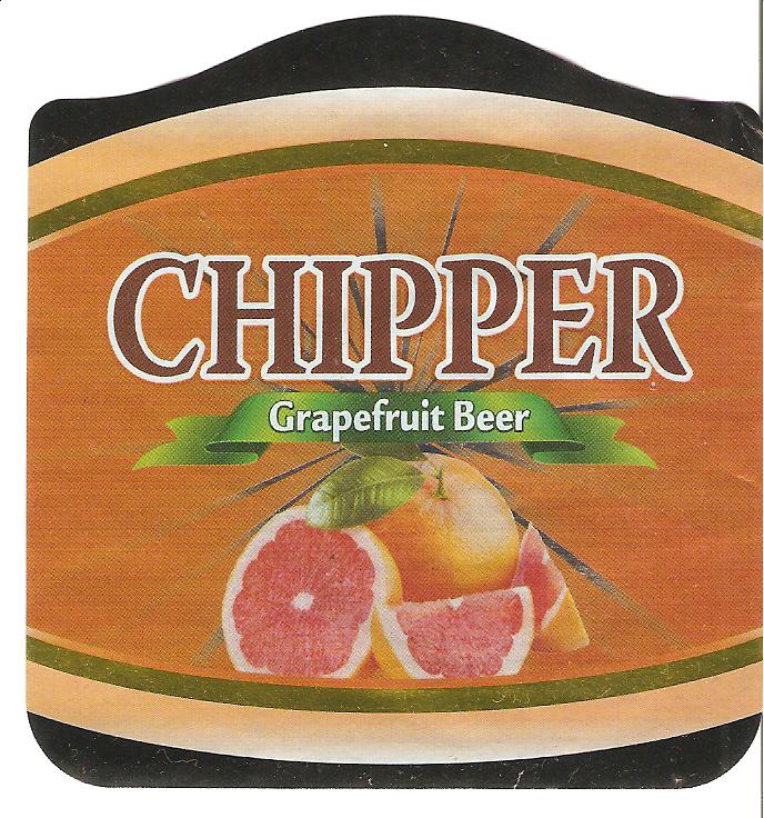 Chipper - Grapefruit Beer