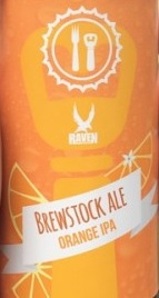 Brewstock Ale 15 - Orange IPA
