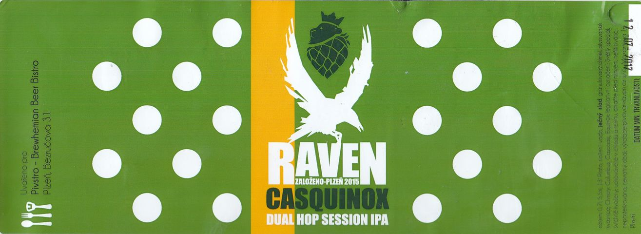 Casquinox 13 - Dual Hop Session IPA