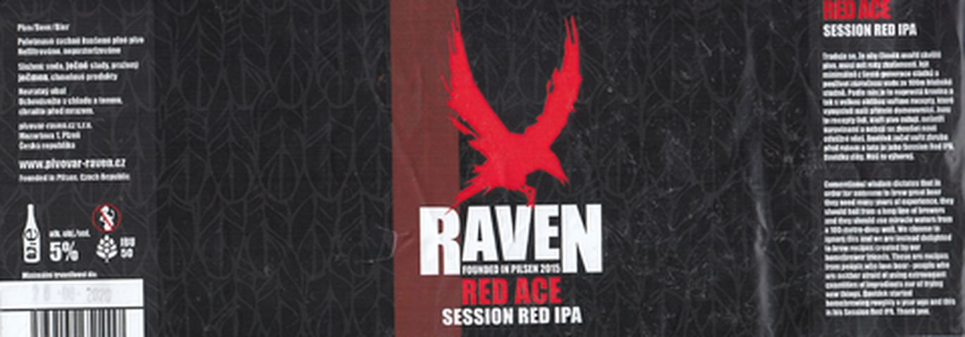 Session Red IPA