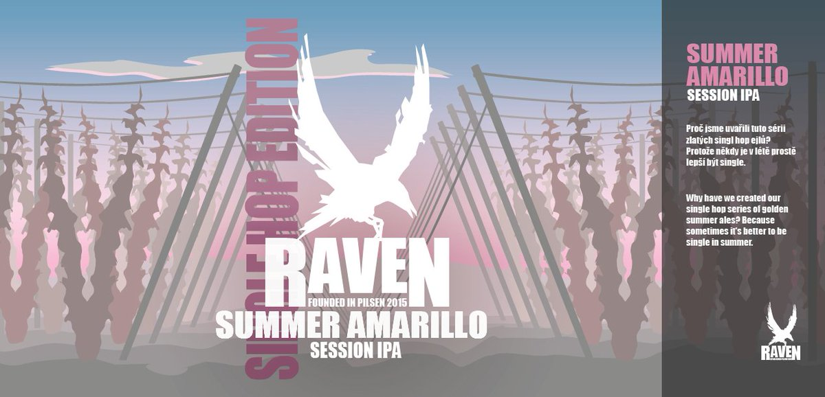Summer Amarillo 11 - Session IPA