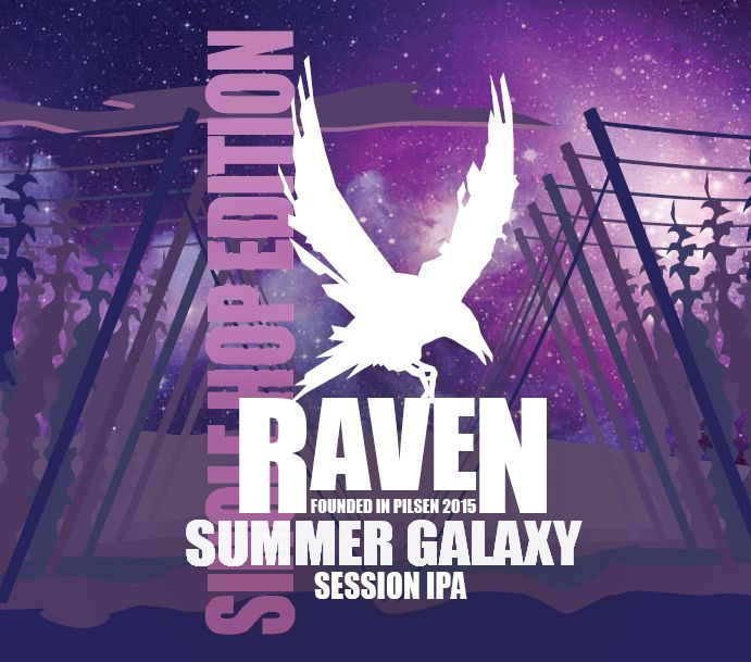 Summer Galaxy 11 - Session IPA
