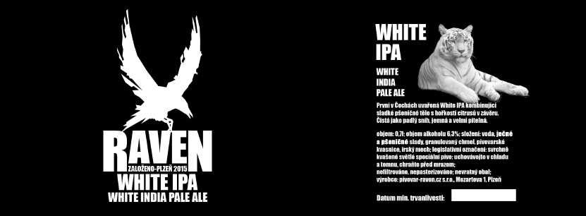 White IPA 15 - White India Pale Ale