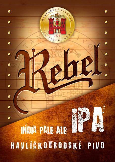 Rebel IPA 14