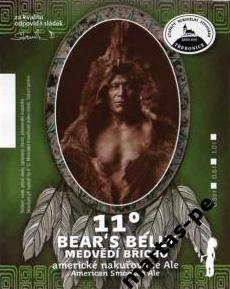 Bear's Belly 11 - Smoked Ale