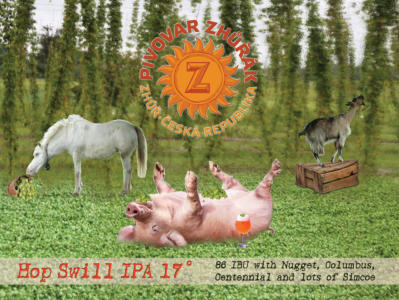 Hop Swill IPA 17 - Strong Ale